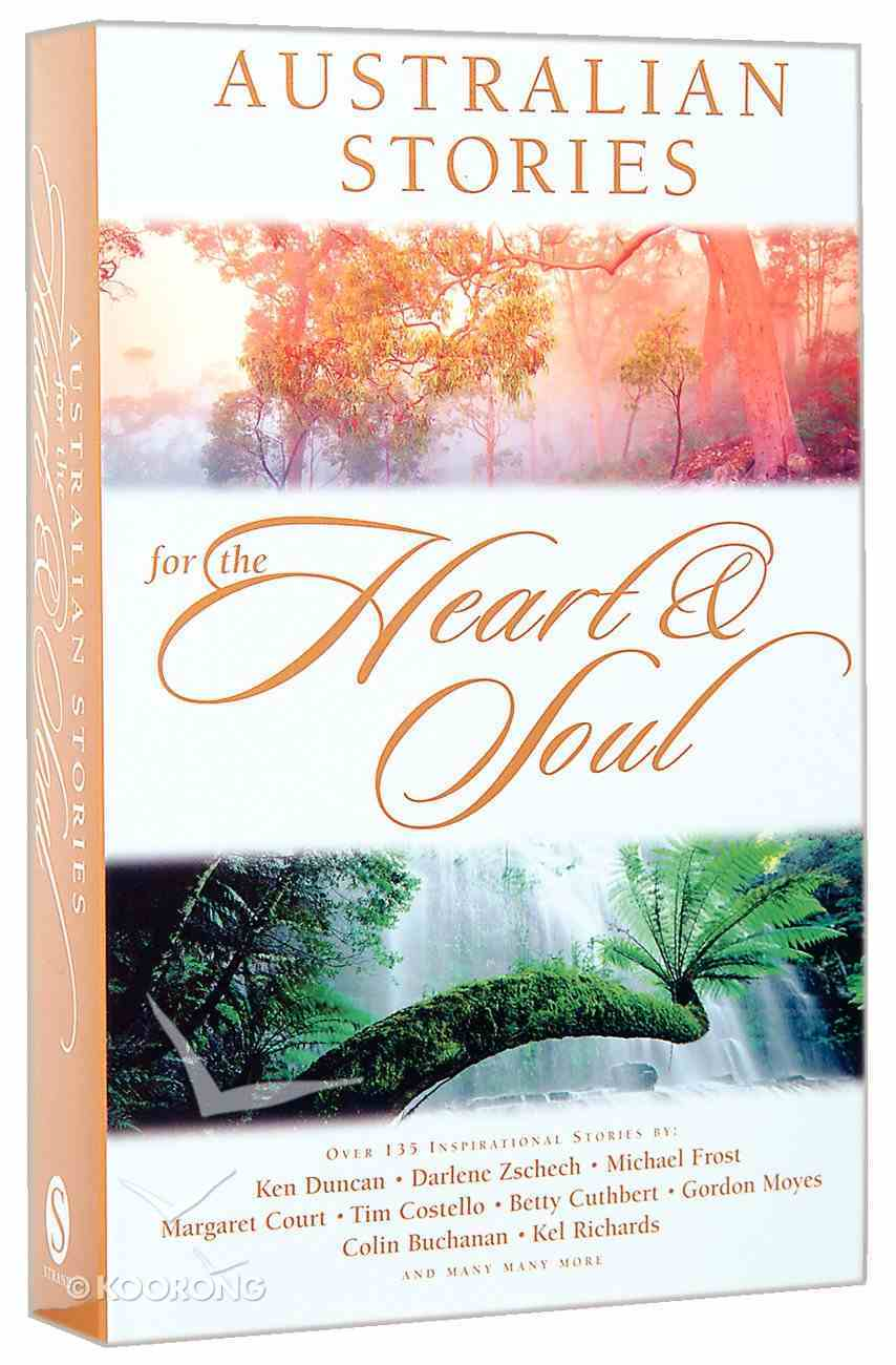 Australian Stories For the Heart and Soul Paperback