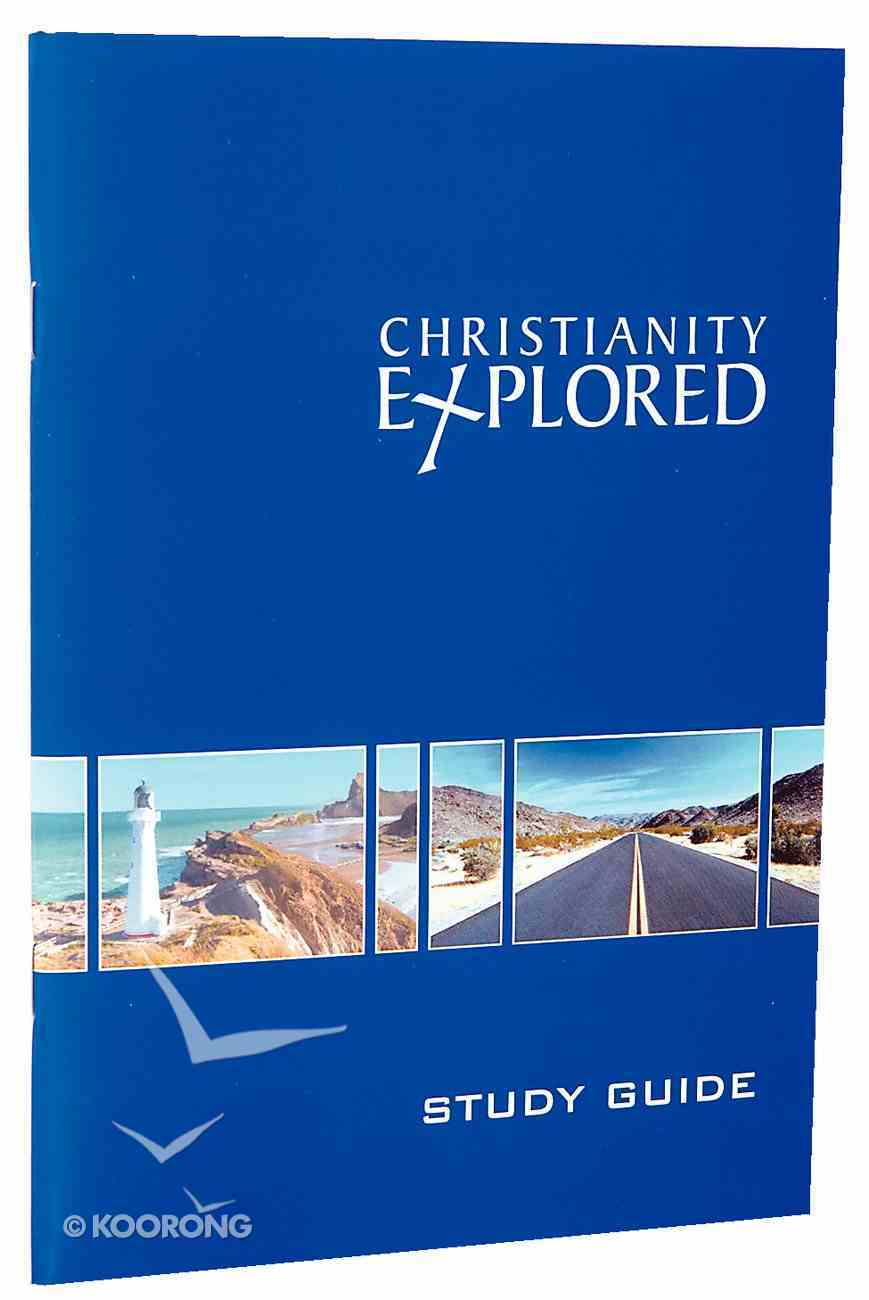 Christianity Explored: Study Guide Paperback