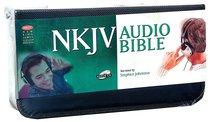 Album Image for NKJV Bible on Audio CD With Instrumental Background - DISC 1