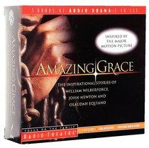Album Image for Radio Theatre: Amazing Grace (5cd Set) - DISC 1