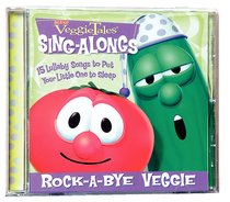 Album Image for Rock a Bye Veggie (Veggie Tales Music Series) - DISC 1