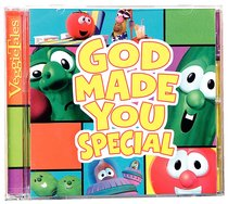 Album Image for God Made You Special (Veggie Tales Music Series) - DISC 1