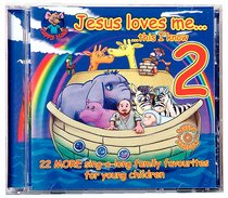 Album Image for Jesus Loves Me This I Know (Vol. 2) (Happy Mouse Presents Series) - DISC 1
