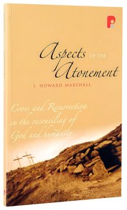 Product: Aspects Of The Atonement Image