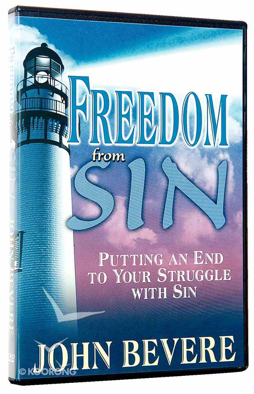 Freedom From Sin DVD