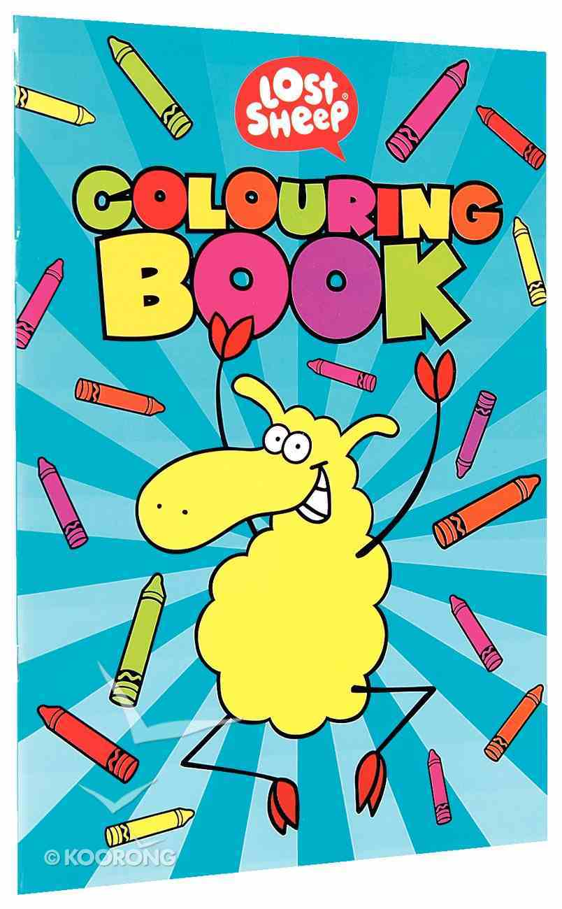 Colouring Book (Lost Sheep Series) Paperback