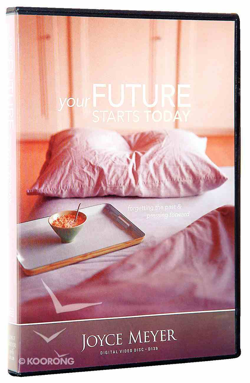 Your Future Starts Today (60 Minutes) DVD