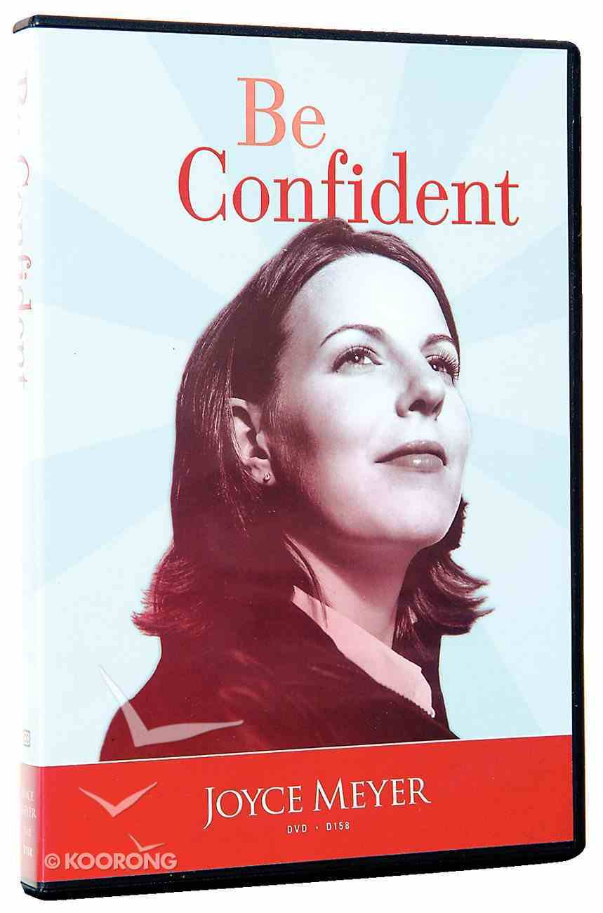 Be Confident (1 Disc) DVD