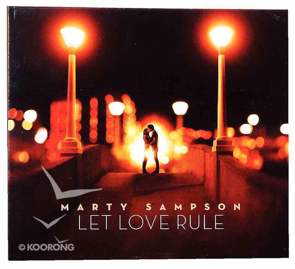 Let Love Rule CD