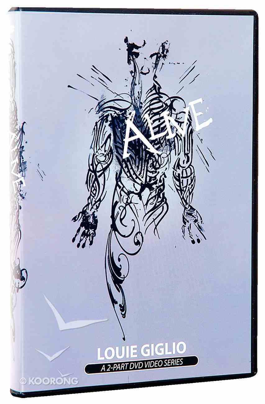 Alive (2 Part Dvd) DVD