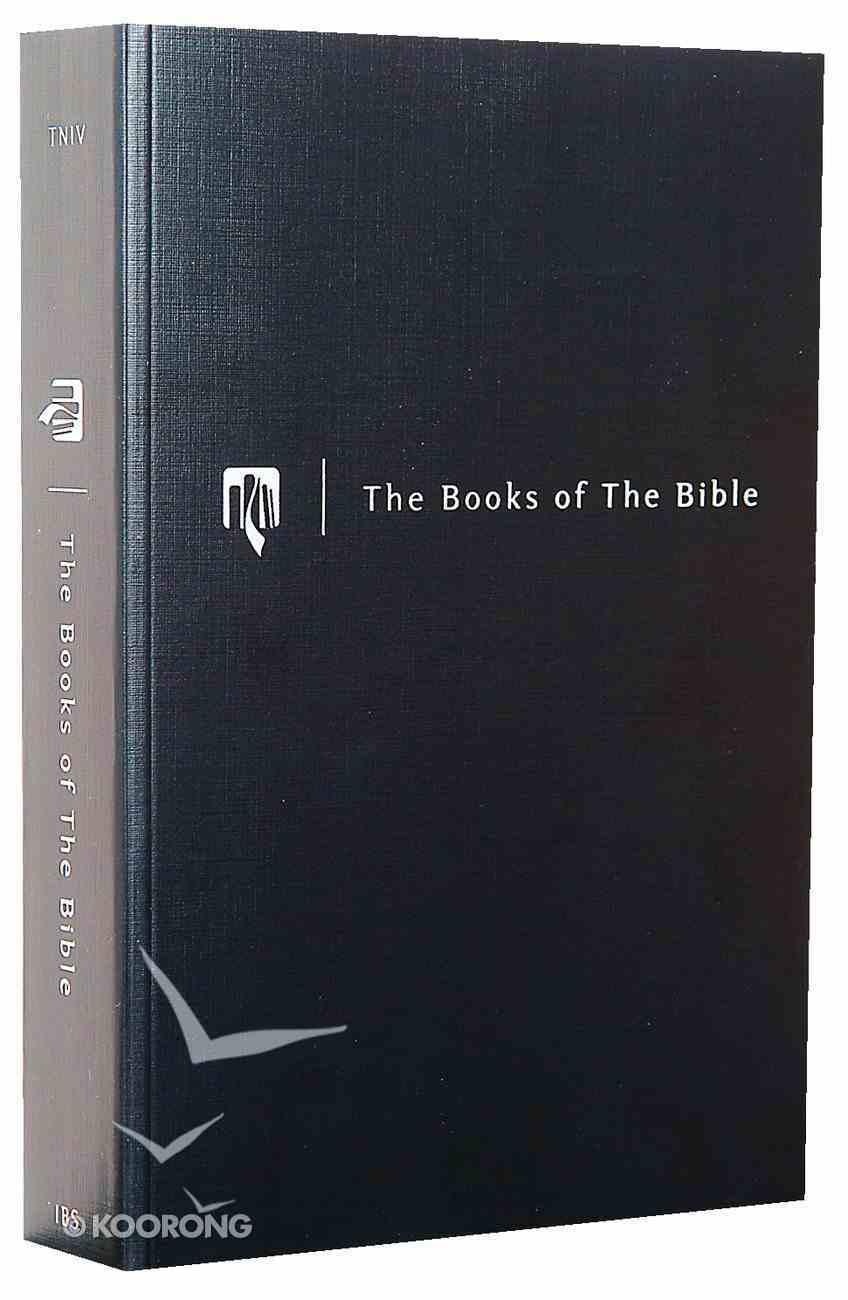 TNIV Books of the Bible Classic Black Paperback