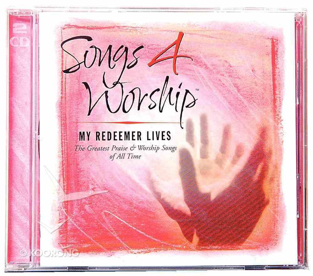 My Redeemer Lives (#16 in Songs 4 Worship Series) CD