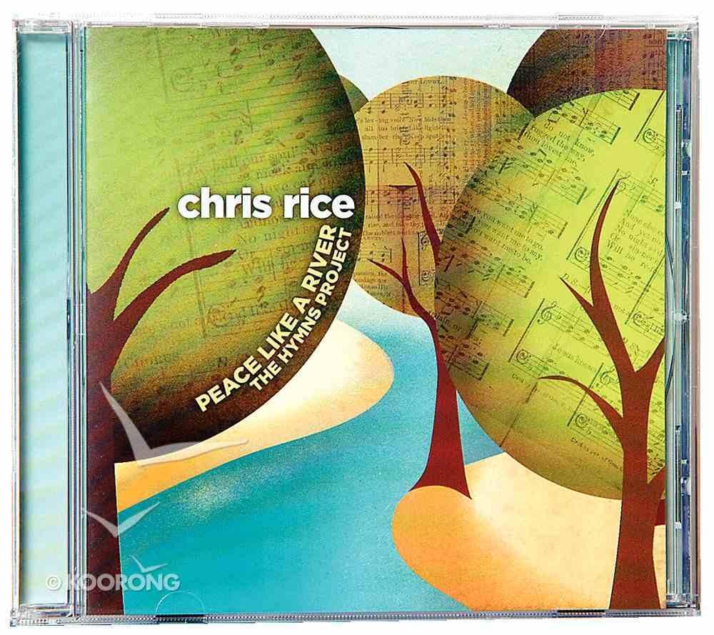 Peace Like a River CD