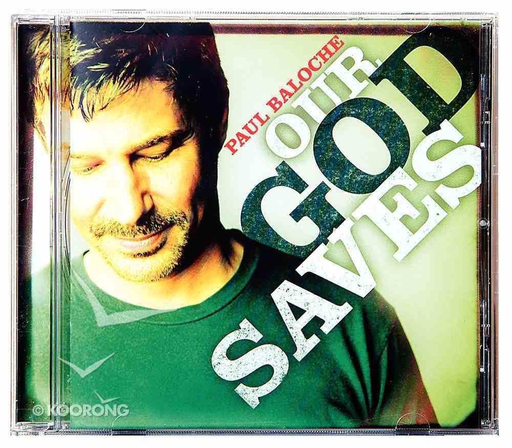 Our God Saves CD