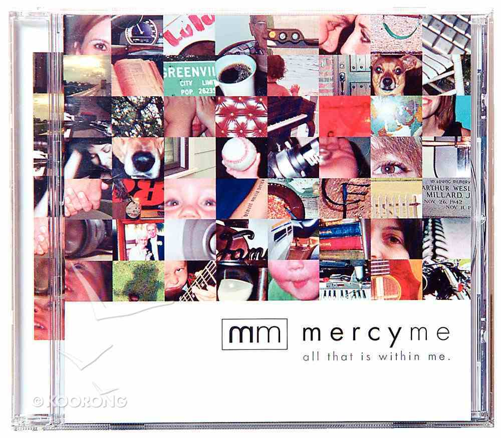 All That is Within Me CD