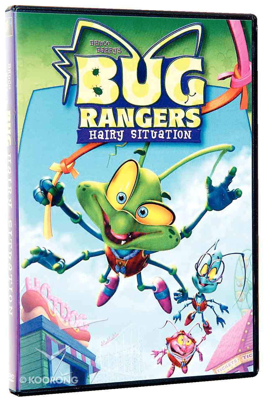 Bug Rangers: Hairy Situation DVD