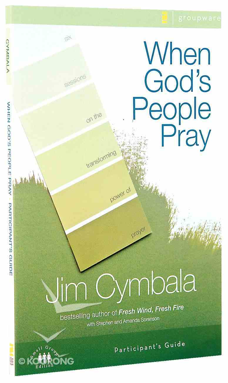 When God's People Pray (Participant's Guide) Paperback