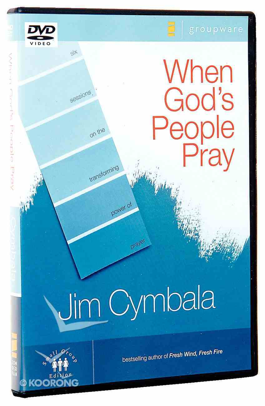 When God's People Pray (Dvd) DVD