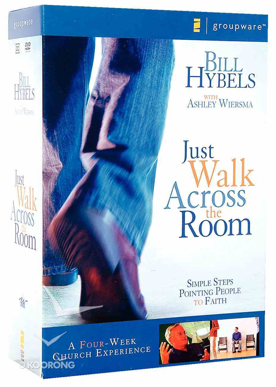 Just Walk Across the Room (Curriculum Kit) Pack