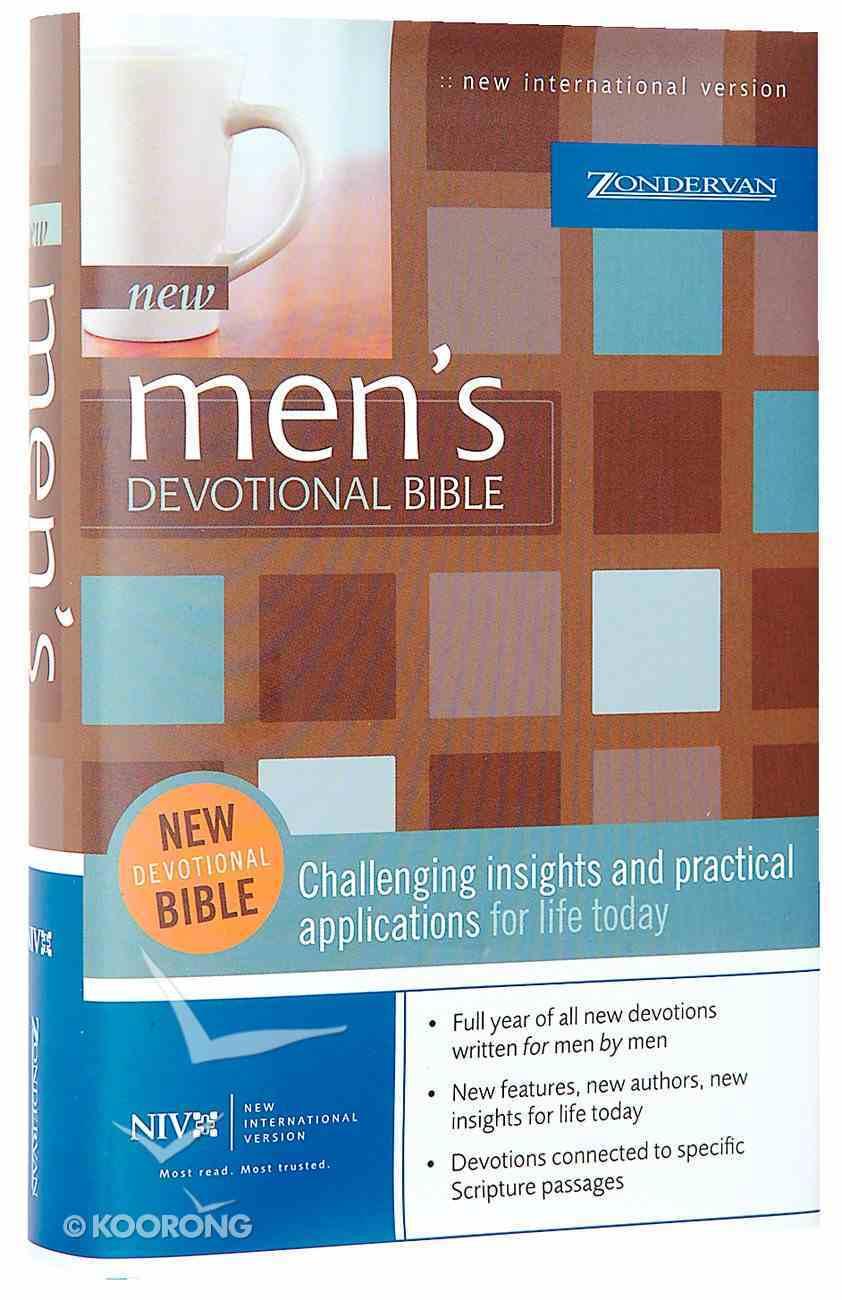 NIV New Men's Devotional Compact (1984) Hardback