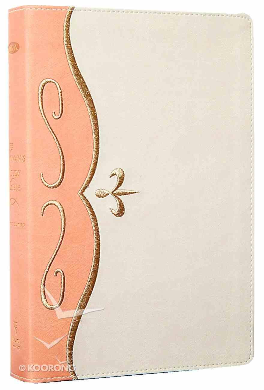 The NKJV Woman's Study Bible (2nd Edition) Premium Imitation Leather