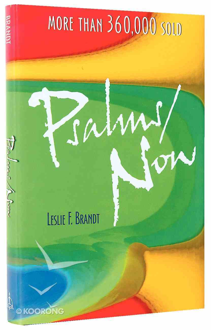 Psalms Now (3rd Edition) Hardback