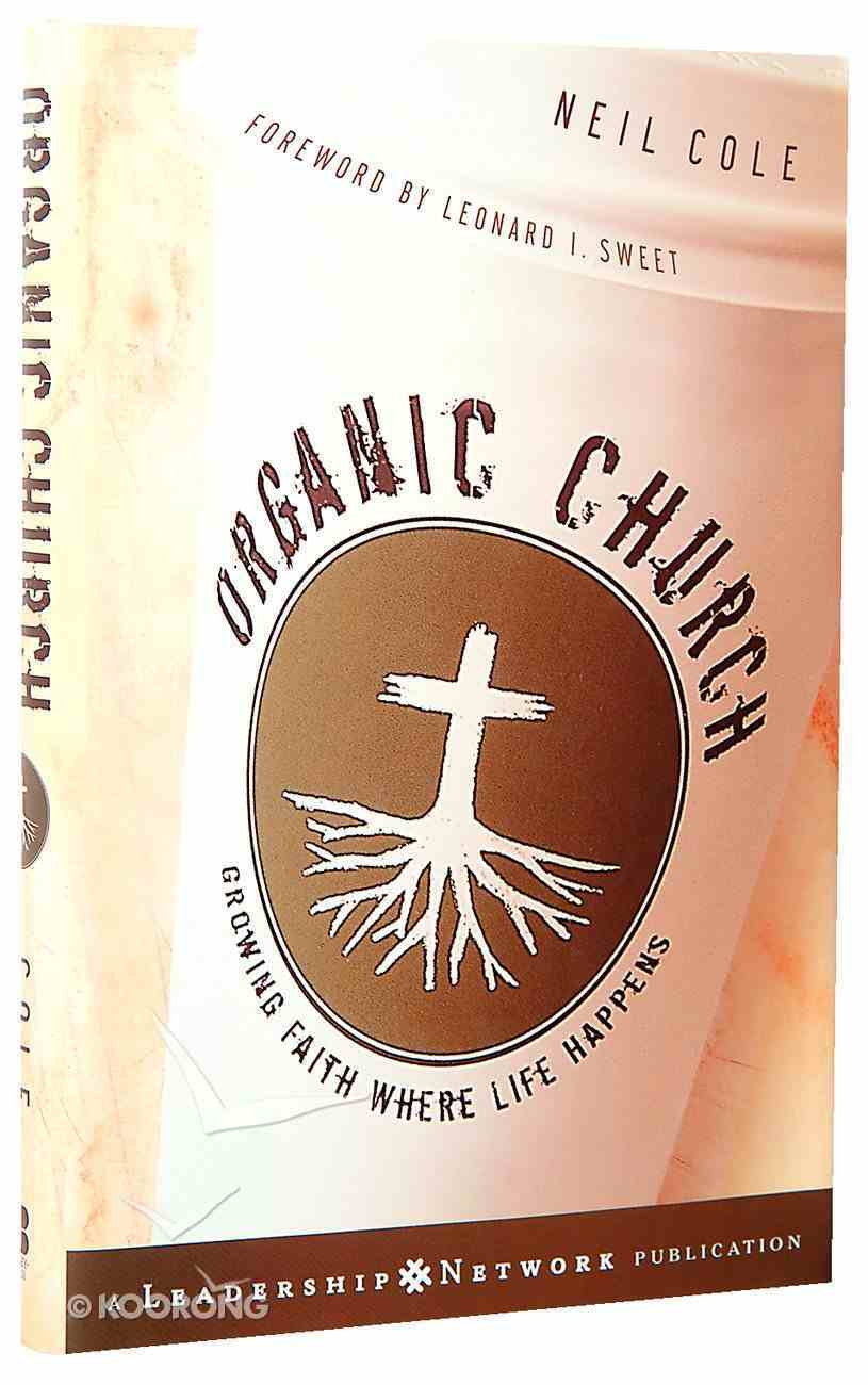 Organic Church Hardback