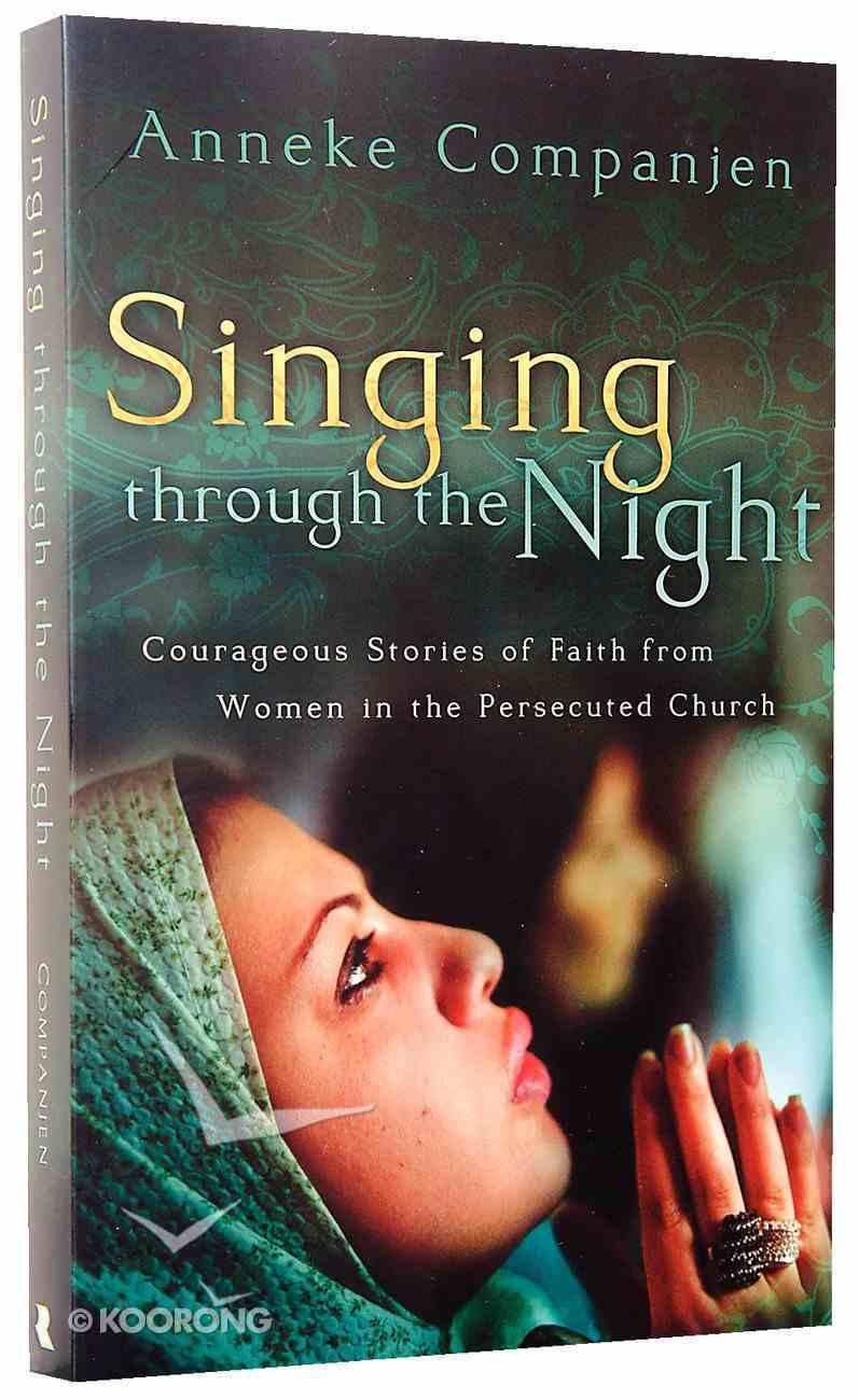 Singing Through the Night Paperback