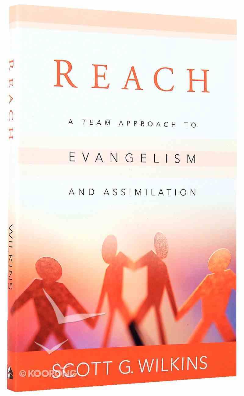 Reach Paperback