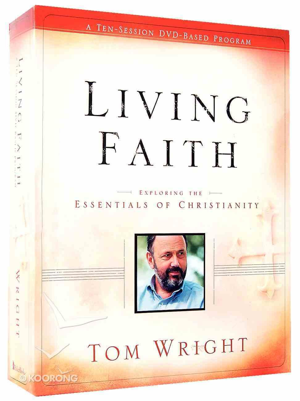 Living Faith (Curriculum Kit) Pack