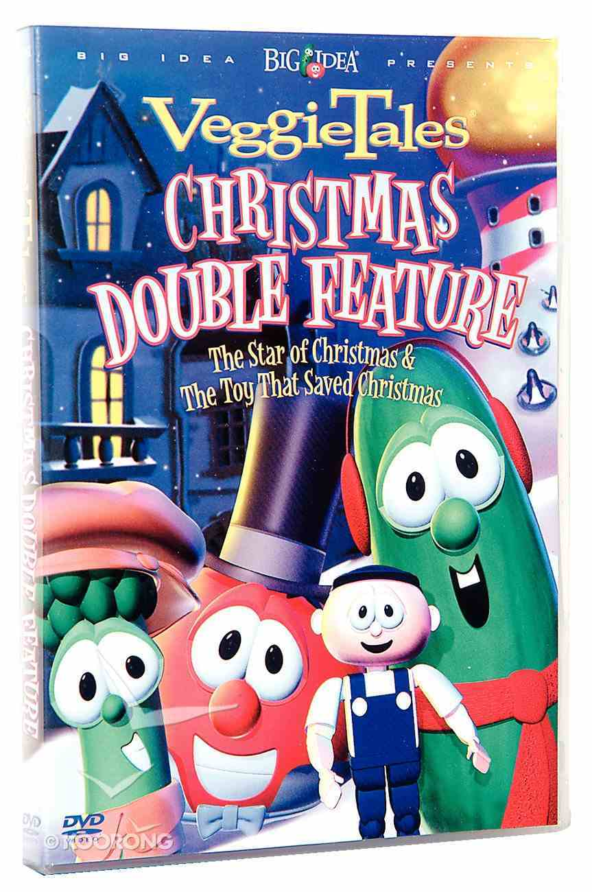 Toy That Saved Christmas/Star of Christmas (Veggie Tales Visual Double Feature Series) DVD
