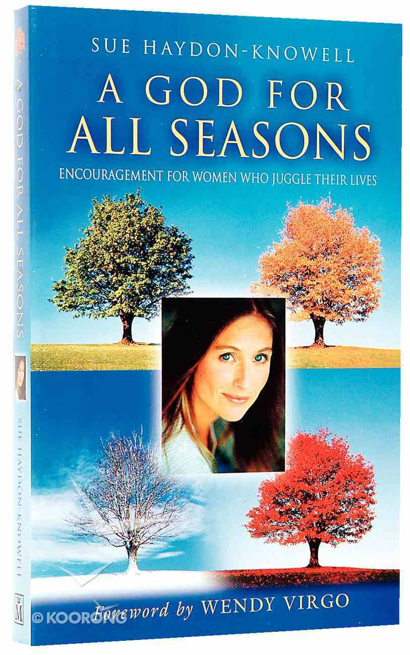 A God For All Seasons Paperback
