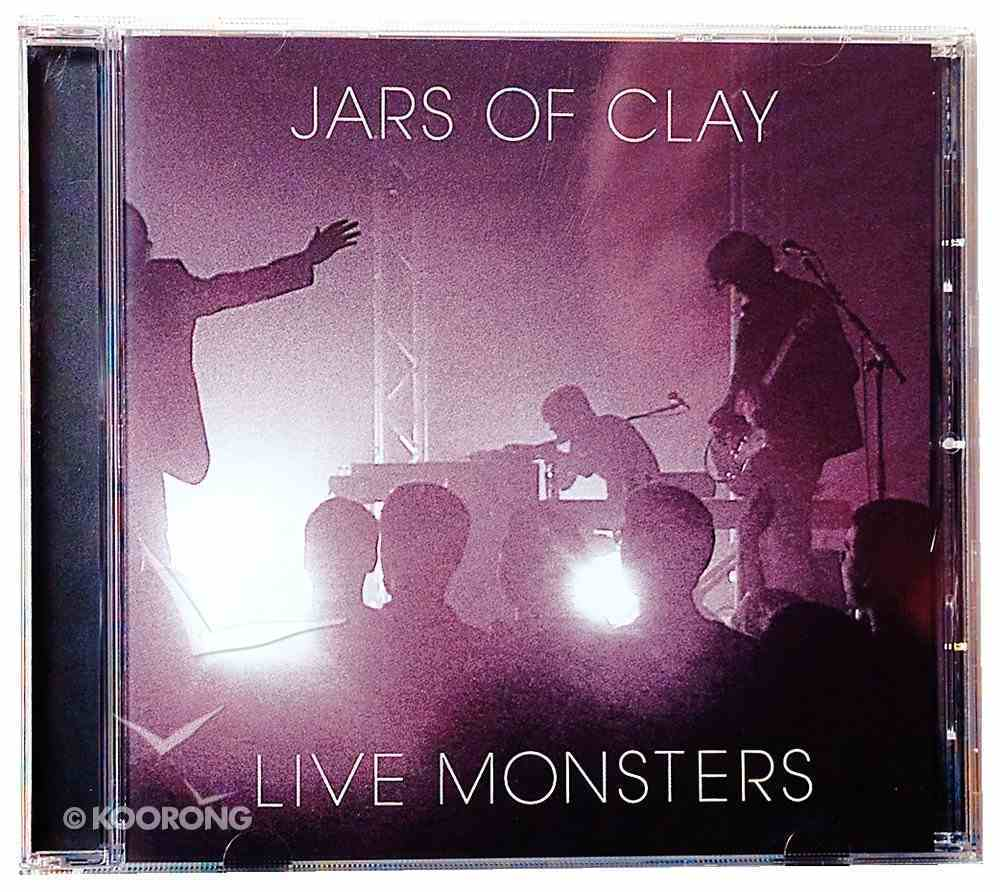 Live Monsters CD