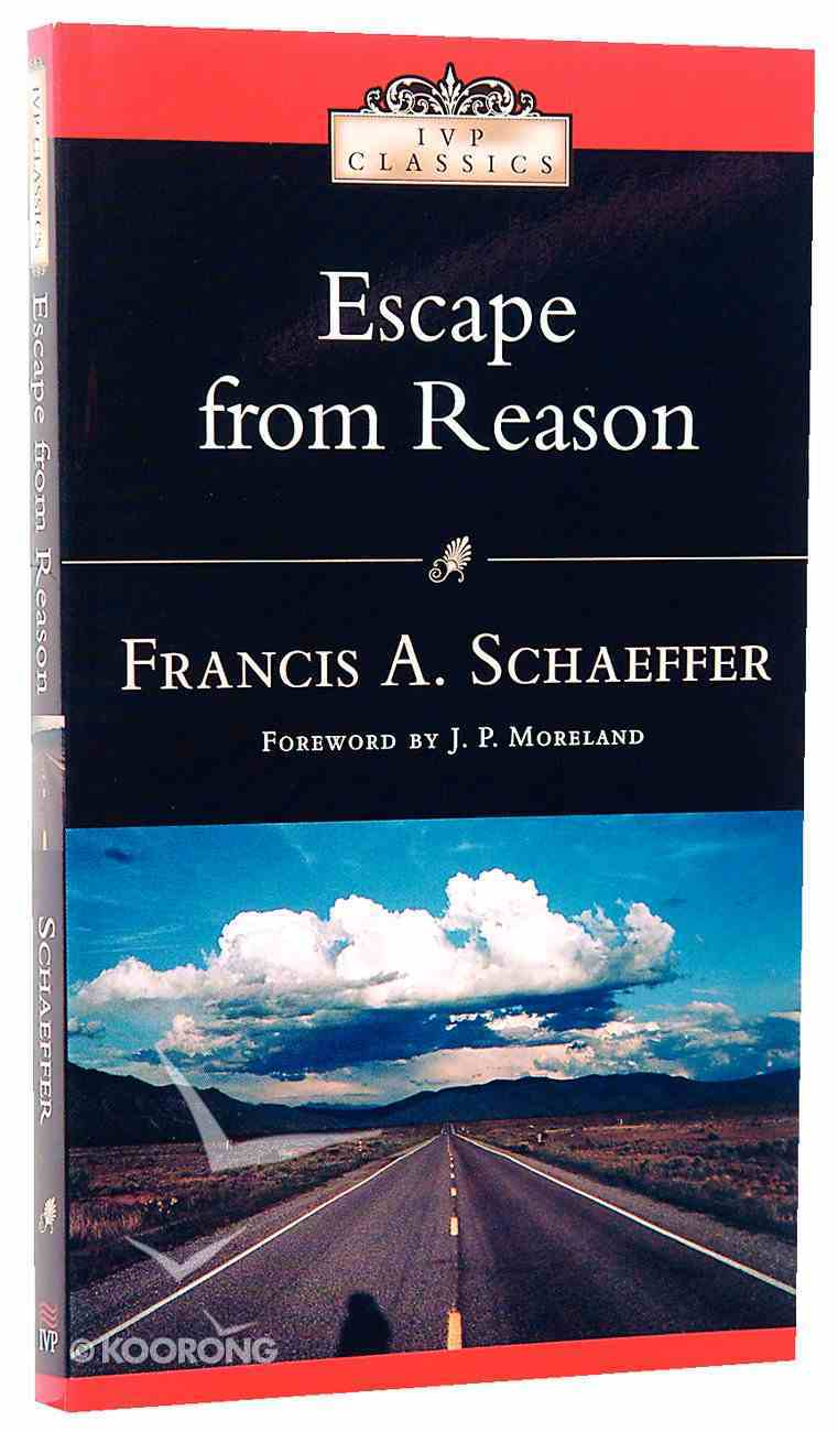 Escape From Reason Paperback