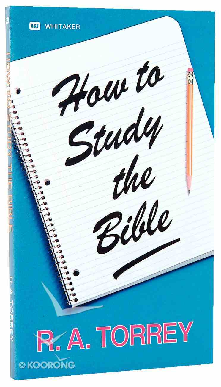 How to Study the Bible Mass Market