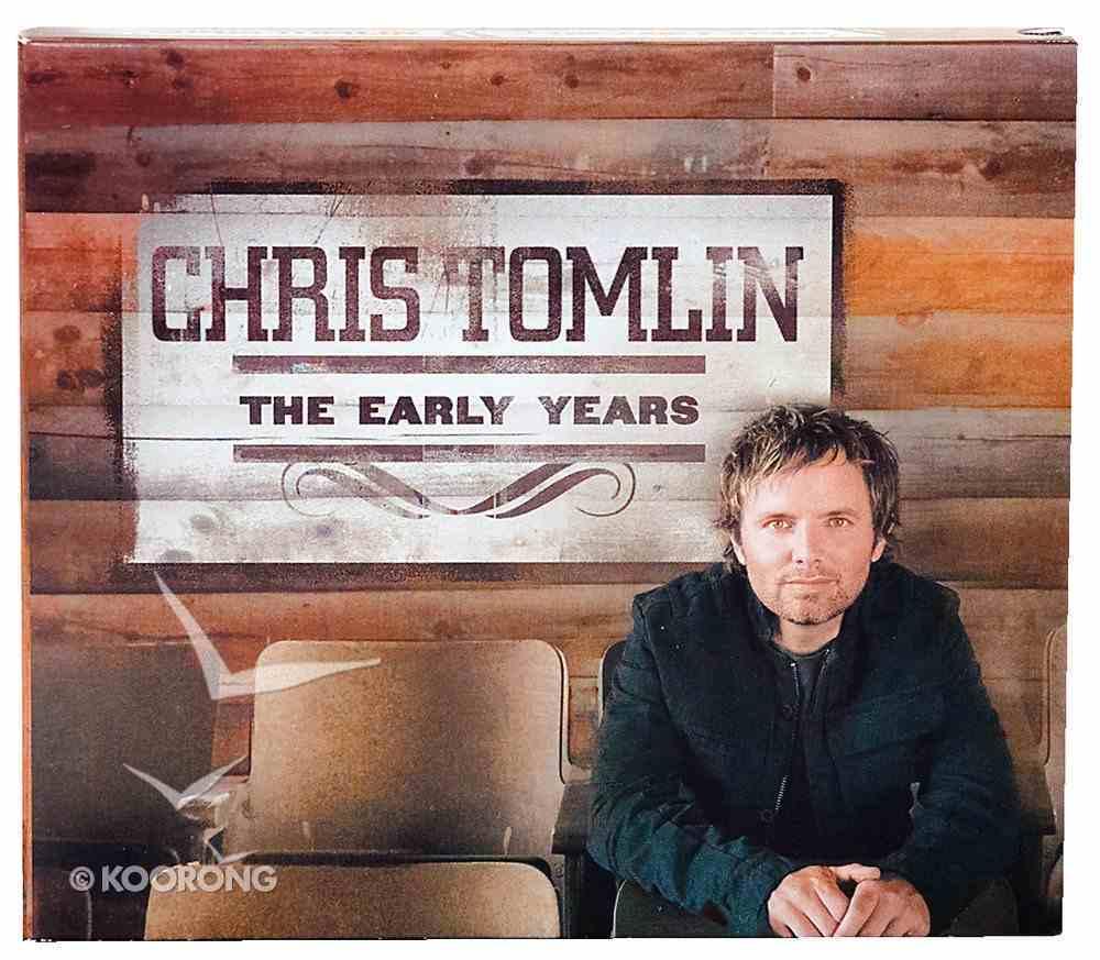 Early Years: Chris Tomlin Double CD CD