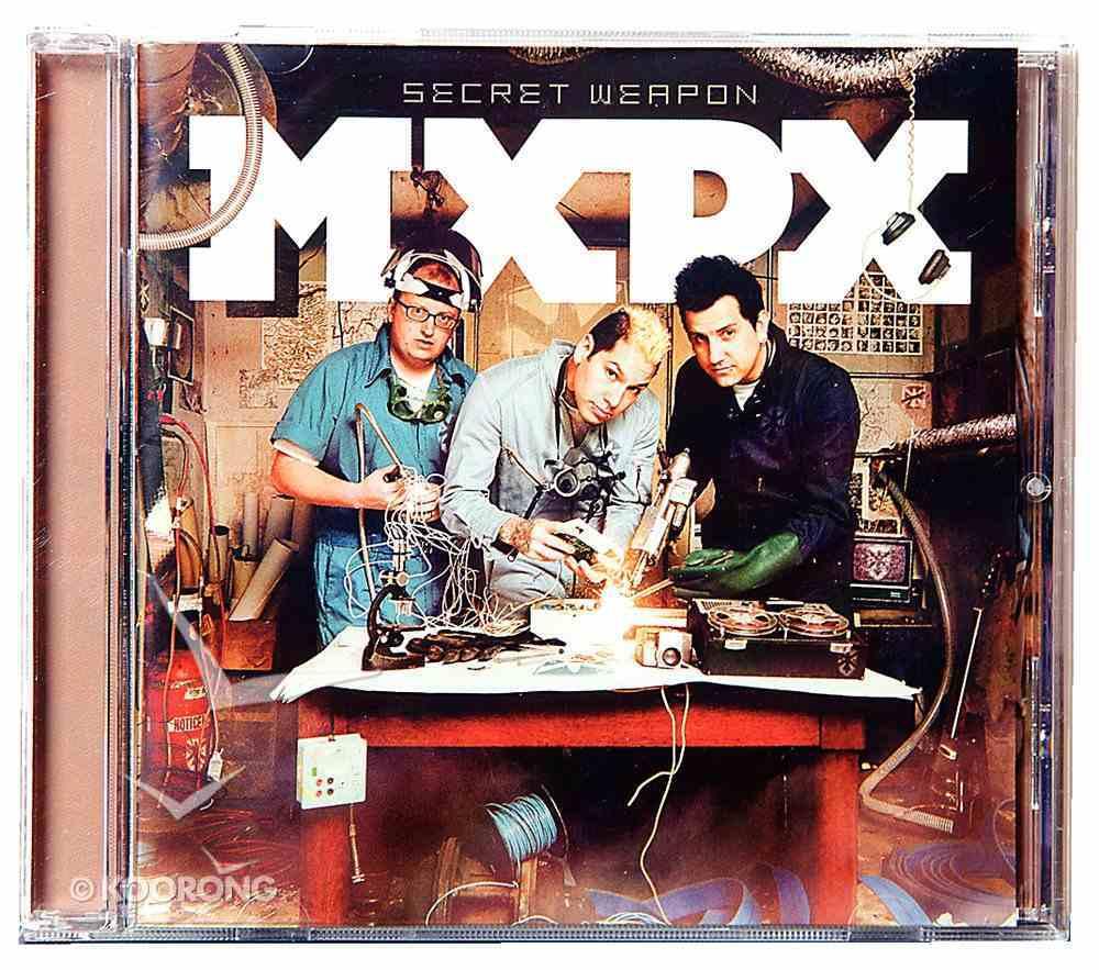 Secret Weapon CD