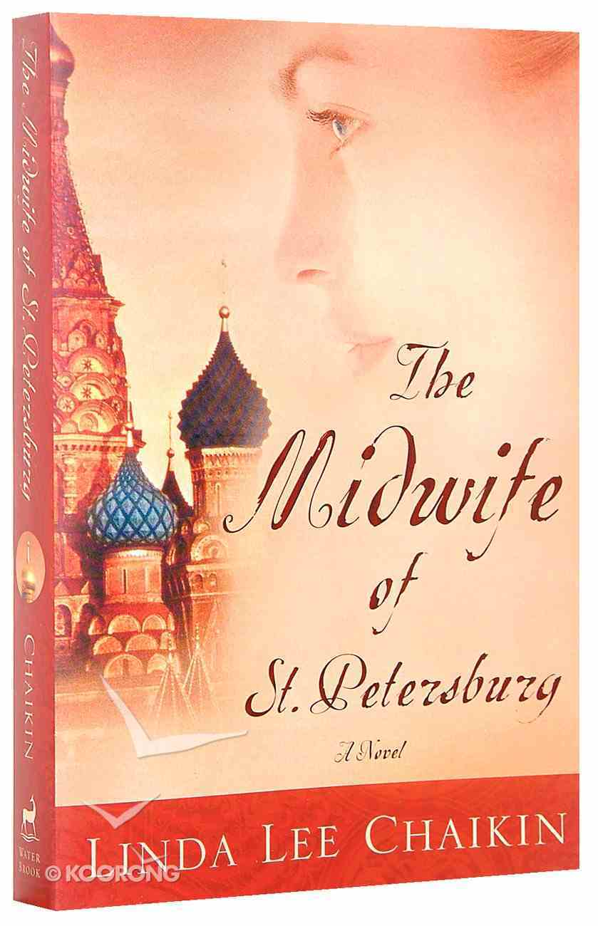 The Midwife of St Petersburg Paperback