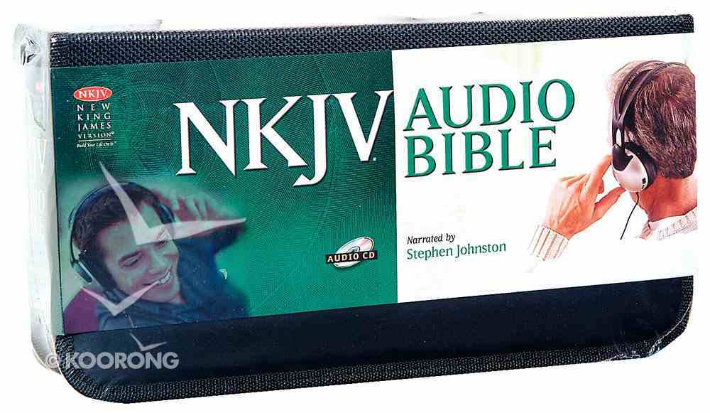 NKJV Bible on Audio CD With Instrumental Background CD