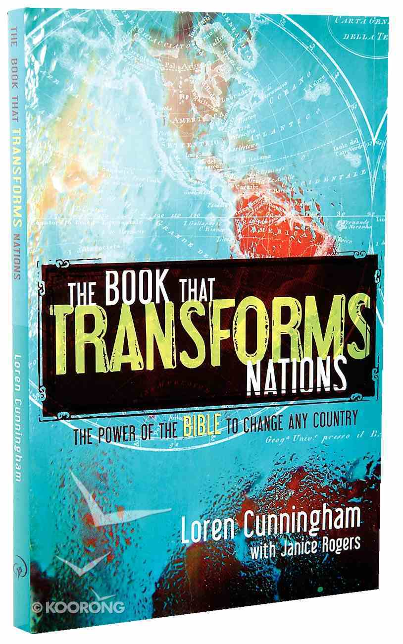 The Book That Transforms Nations Paperback