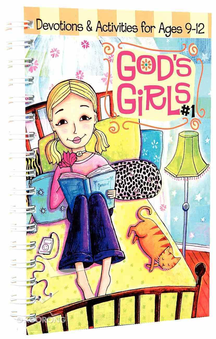 God's Girls #01 (2004) Spiral