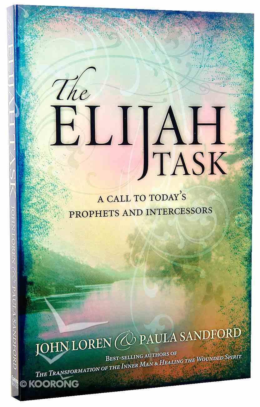 The Elijah Task Paperback
