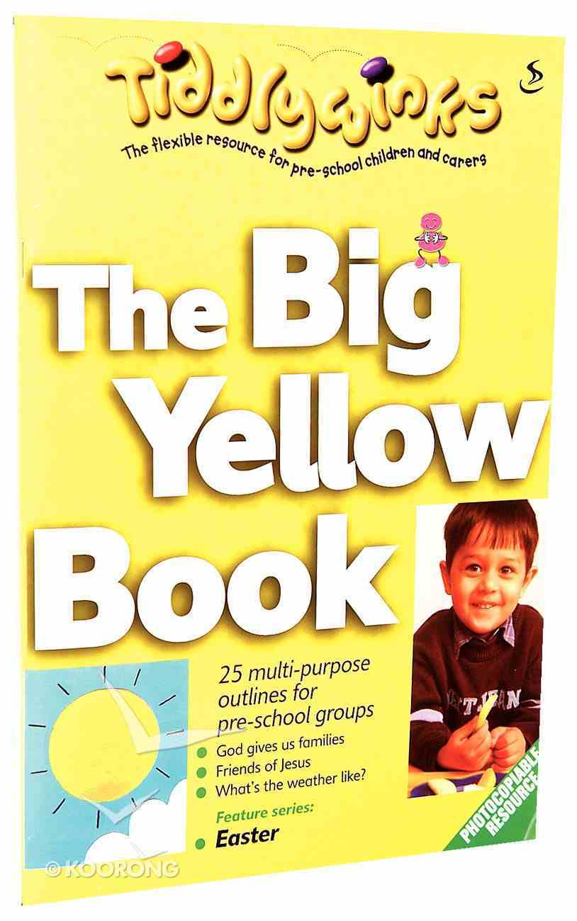 The Big Yellow Book (Tiddlywinks Series) Paperback