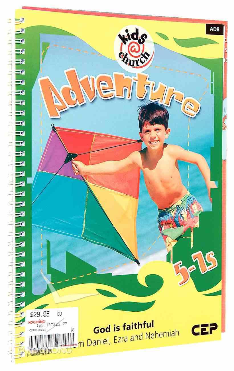 Kids@Church 08: Ad8 Ages 5-7 Teacher's Pack (Adventure) (Kids@church Curriculum Series) Pack