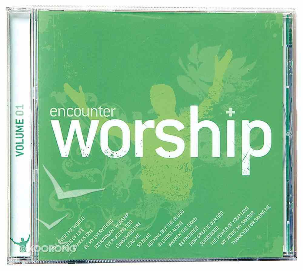 Encounter Worship Volume 1: Be My Everything CD