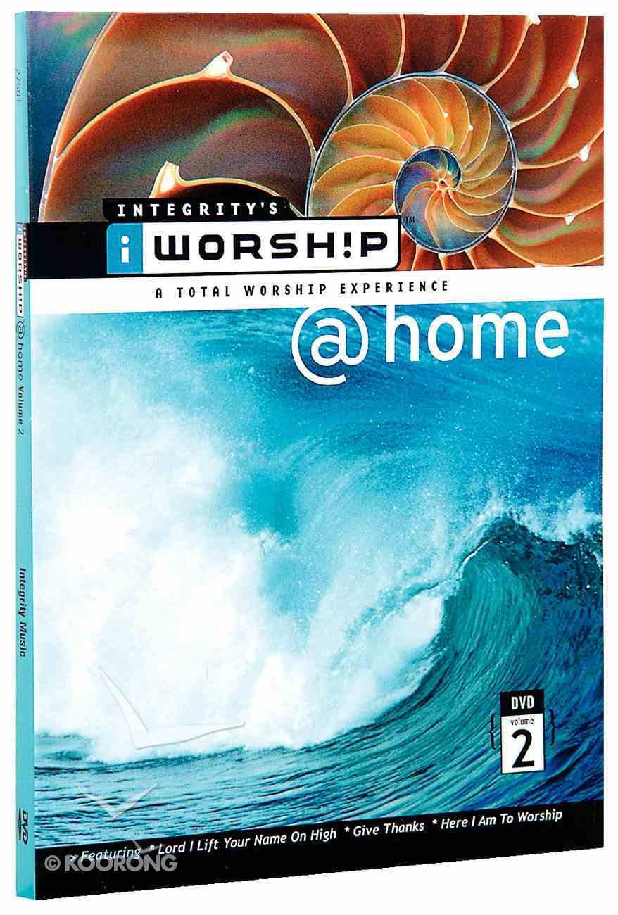 Iworship@Home Volume 02 DVD