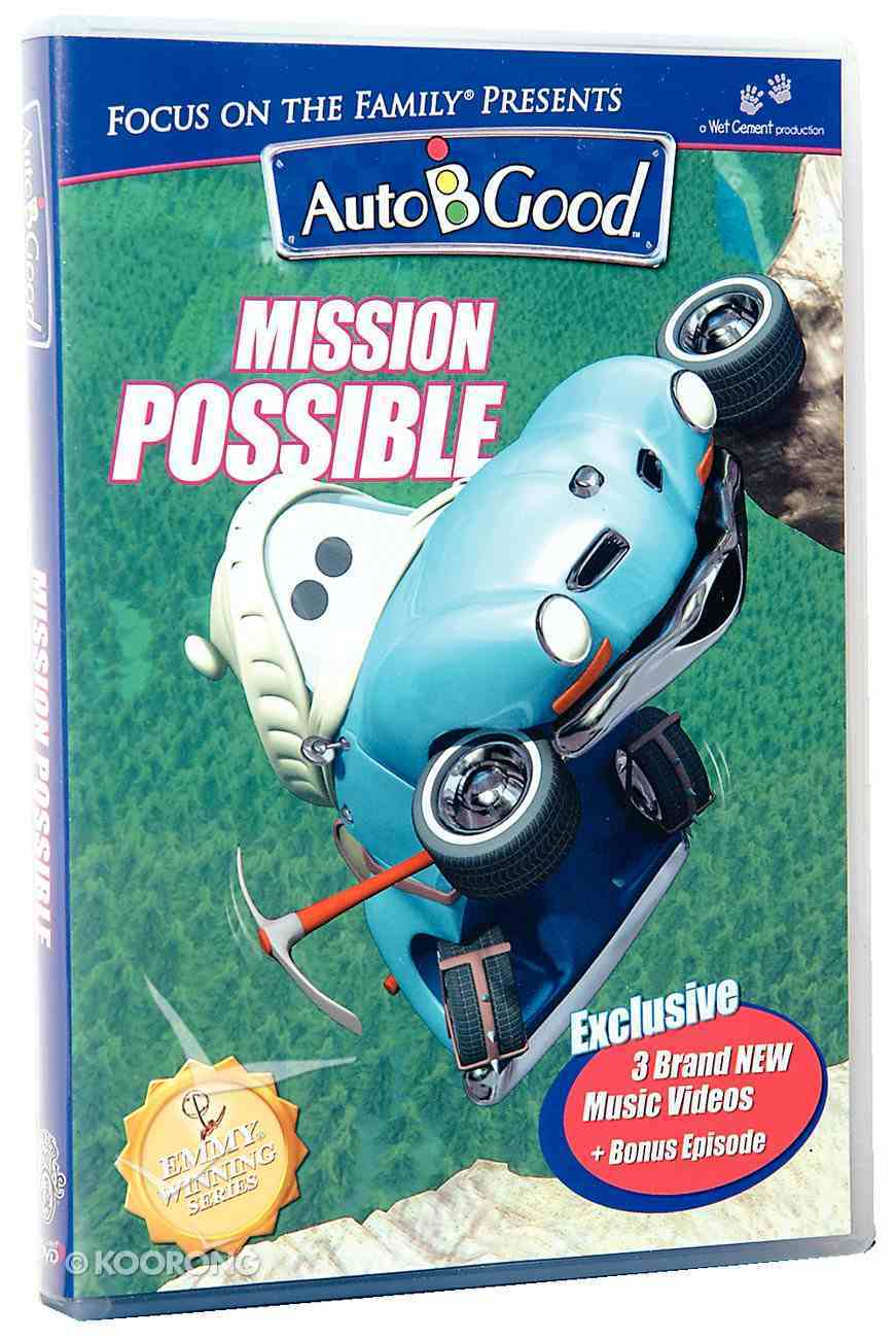 Mission Possible (#01 in Auto B Good Dvd Season 2 Series) DVD