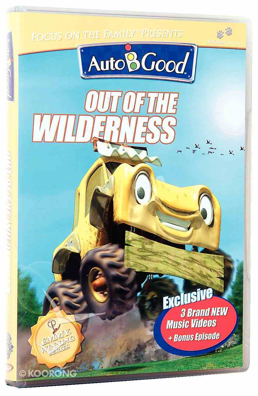 Out of the Wilderness (#02 in Auto B Good Dvd Season 2 Series) DVD