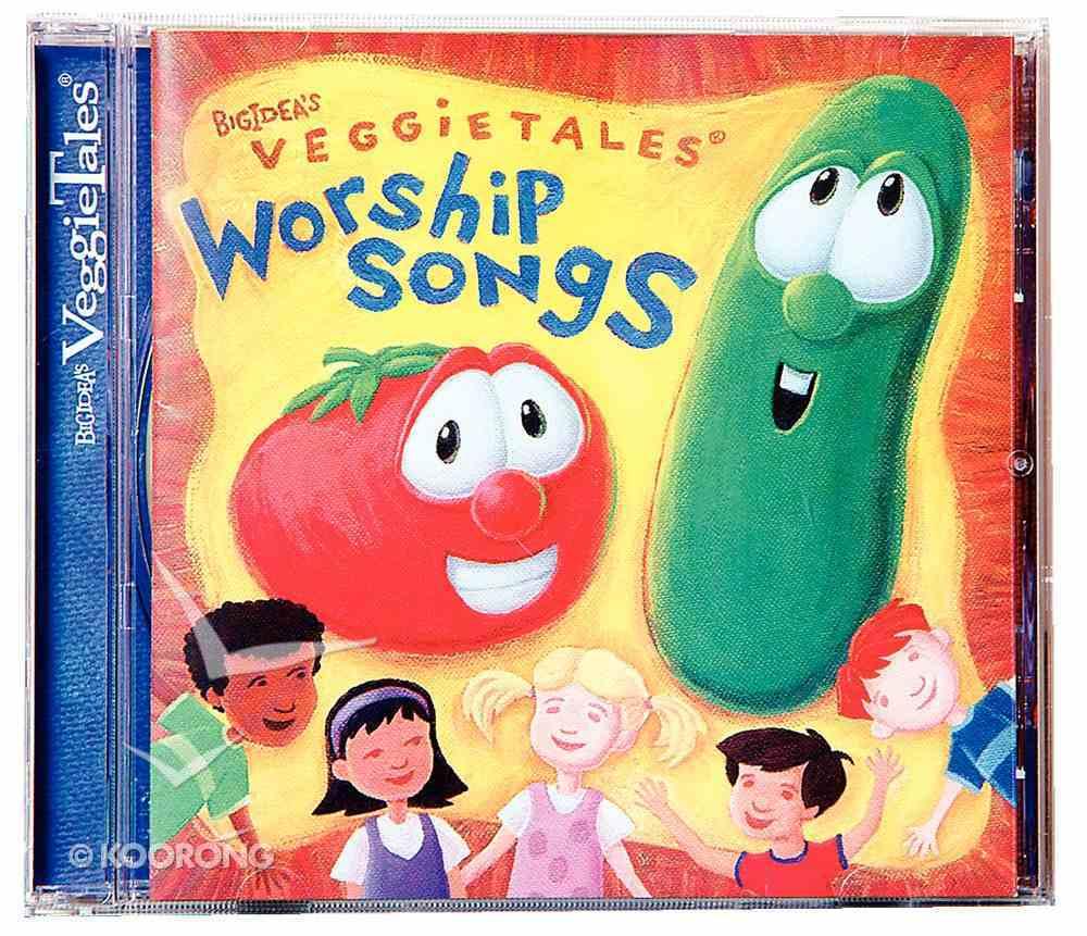 Worship Songs (Veggie Tales Music Series) CD