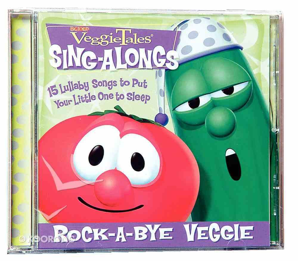Rock a Bye Veggie (Veggie Tales Music Series) CD